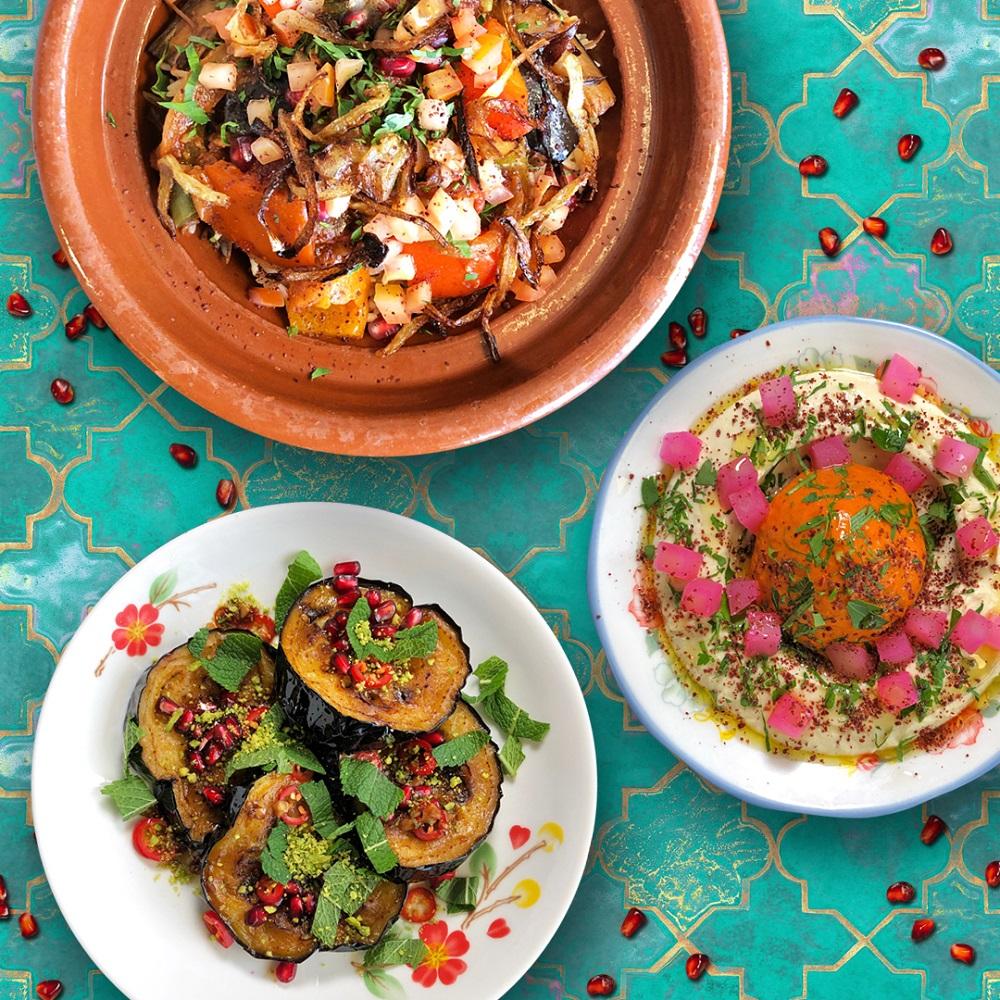 comptoir libanais veganuary