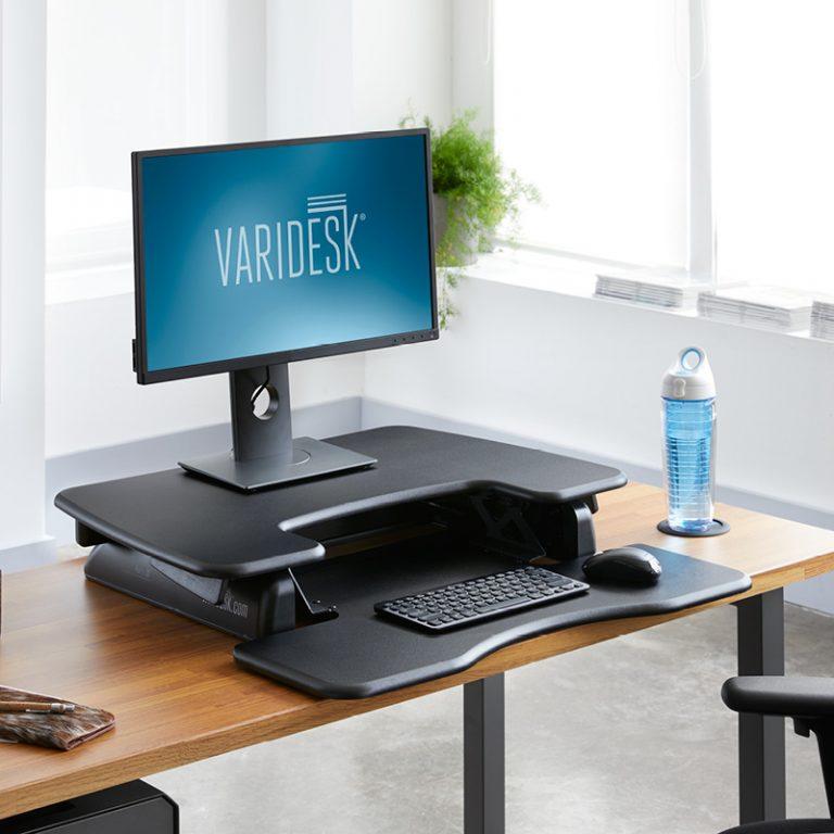 Varidesk proplus standing desk review