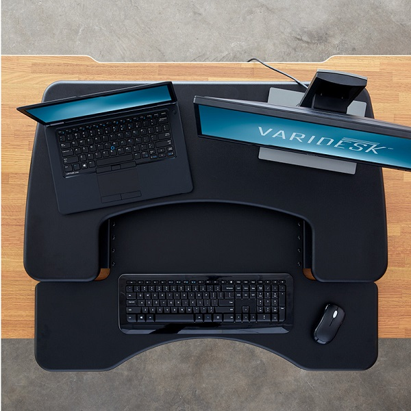 Stand and deliver: Varidesk PROPLUS standing desk review ...