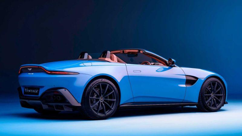Aston MartinVantage Roadster