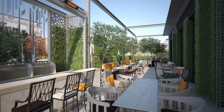 dakota manchester terrace 2020
