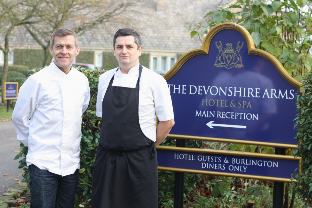 Peter Howarth and Michael Wignall - A two-night luxury gourmet Dales stay