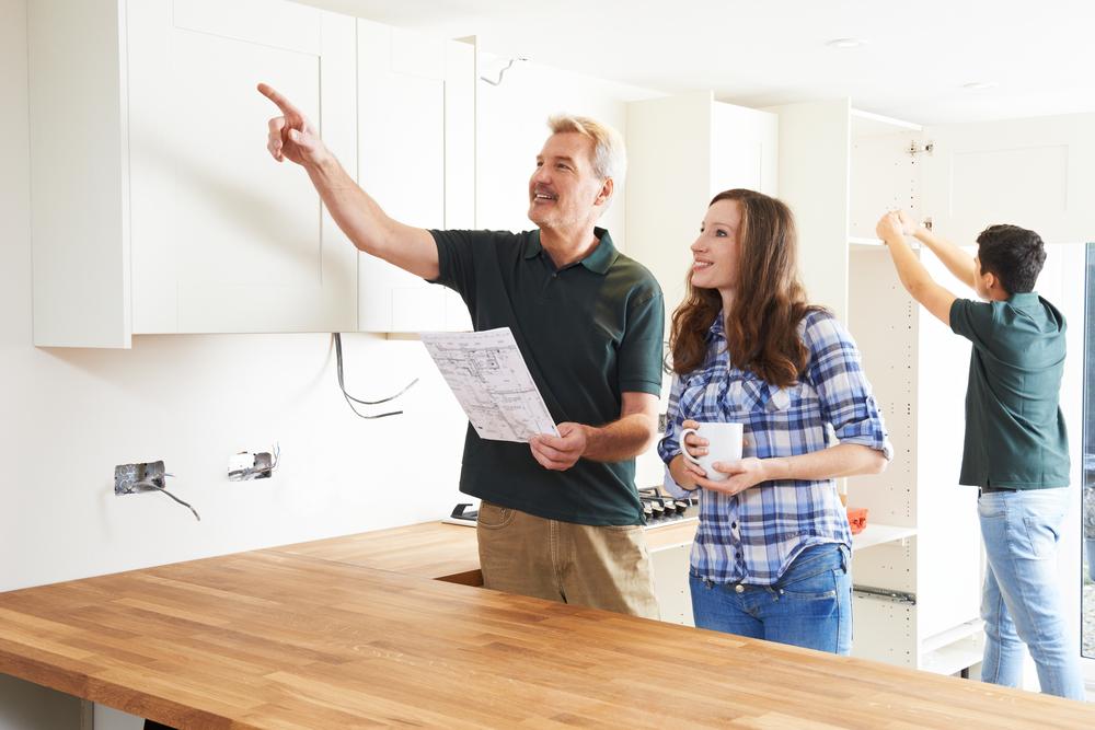 Use professional kitchen designers