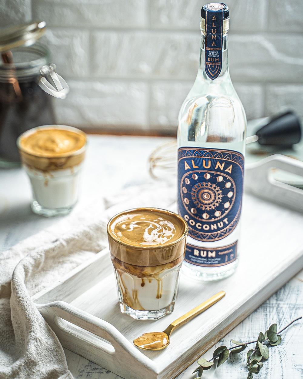 Aluna Dalgona Coffee Cocktail