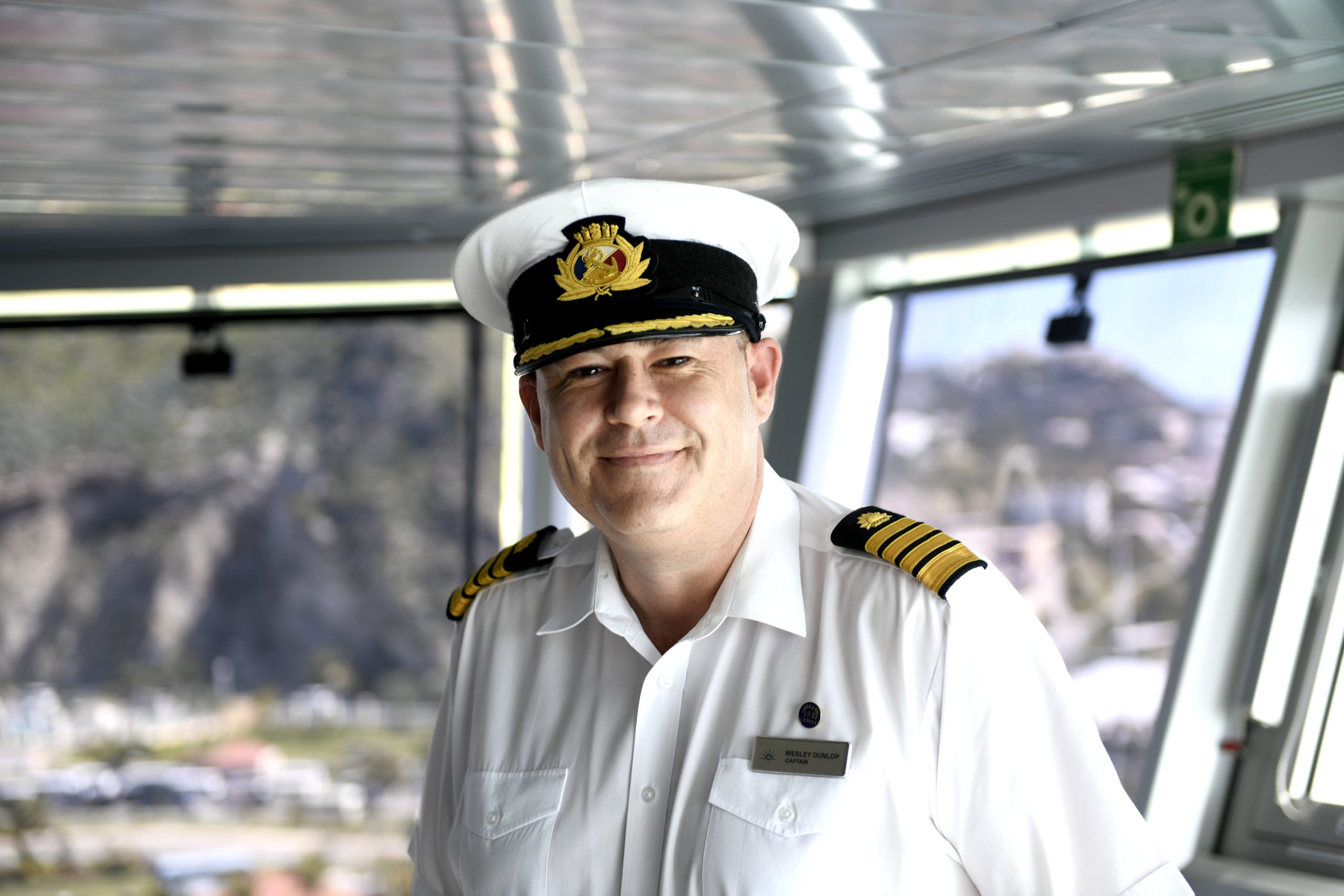 Meet the Captain - www.pocruises.com