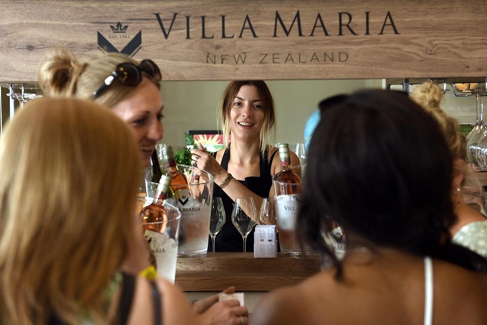 Villa Maria vintage documentary