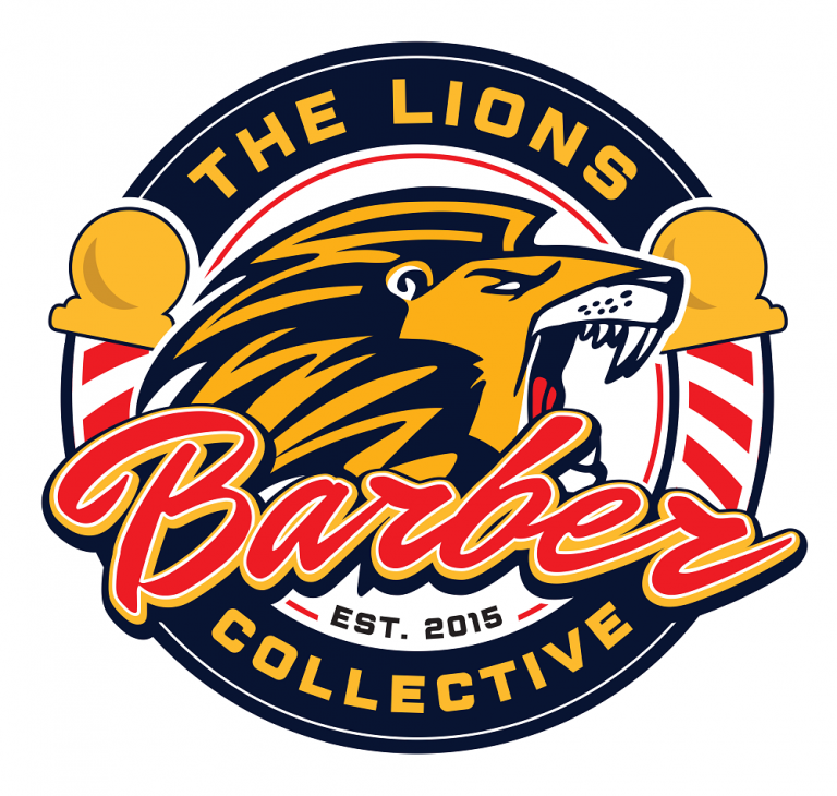 Lions Barber Collective app