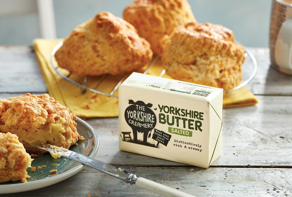 Wensleydale Yorkshire Butter