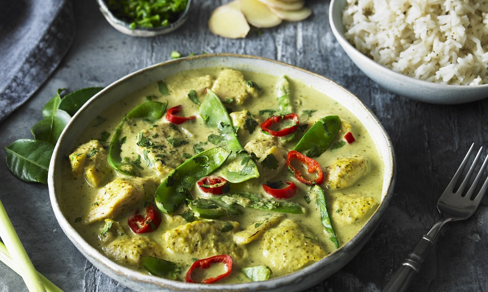 charlie bigham thai green curry