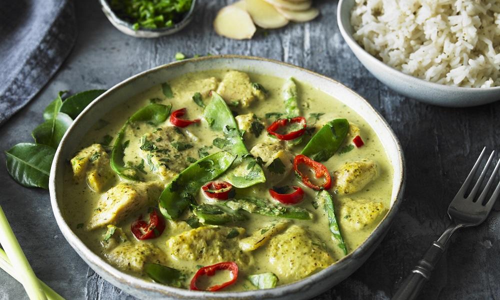 charlie bigham thai green curry