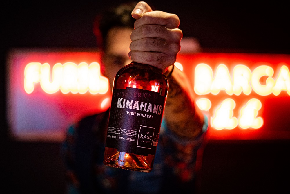 Kinahans Irish Whiskey