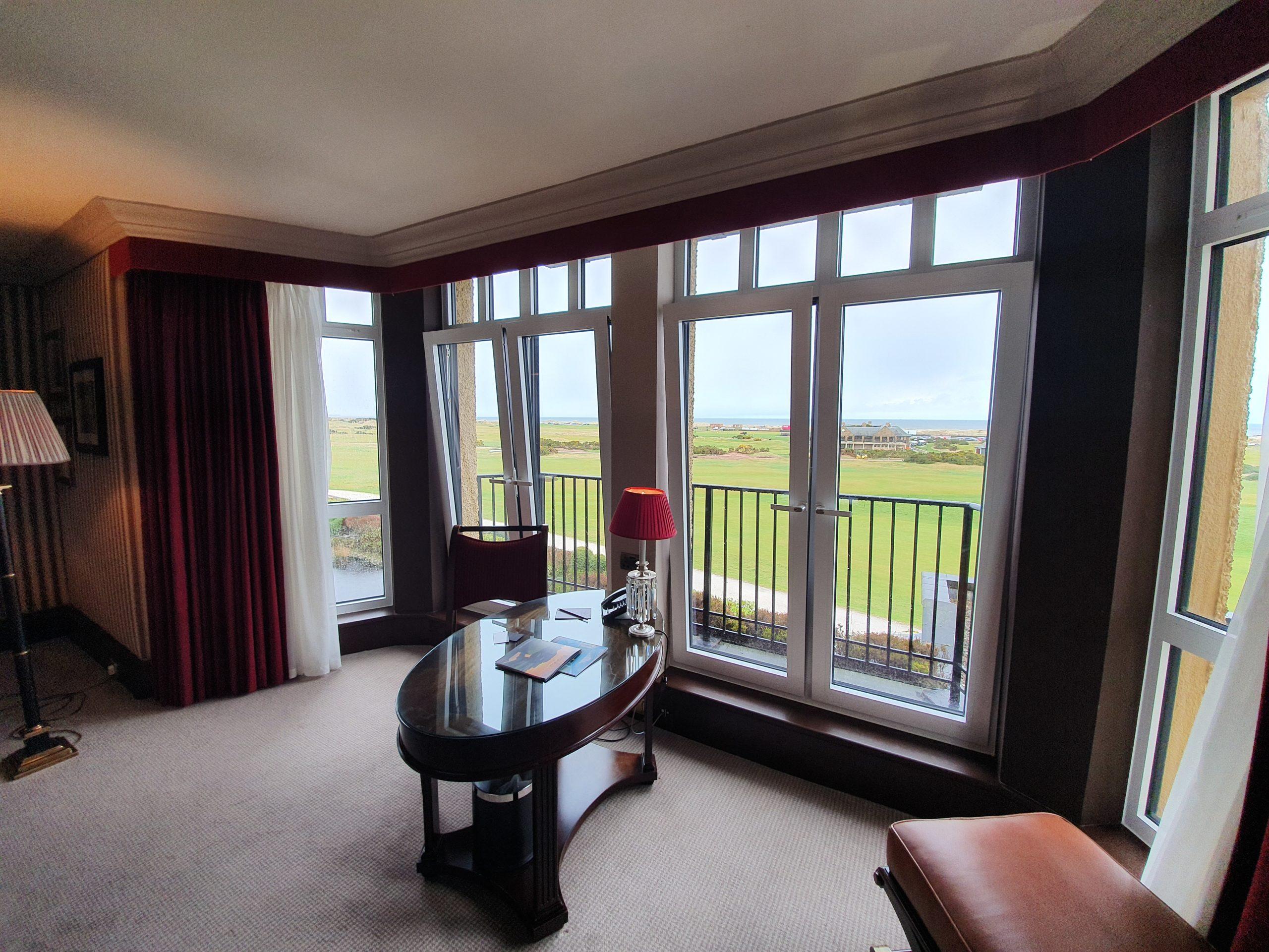Old-World Luxury on the Scottish Coast