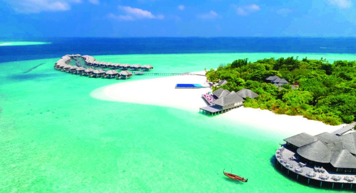 the beautiful Haa Alifu Atoll Maldives