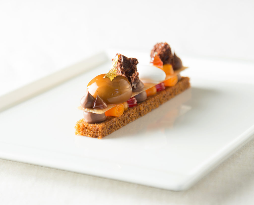 Michael Wignall Dessert