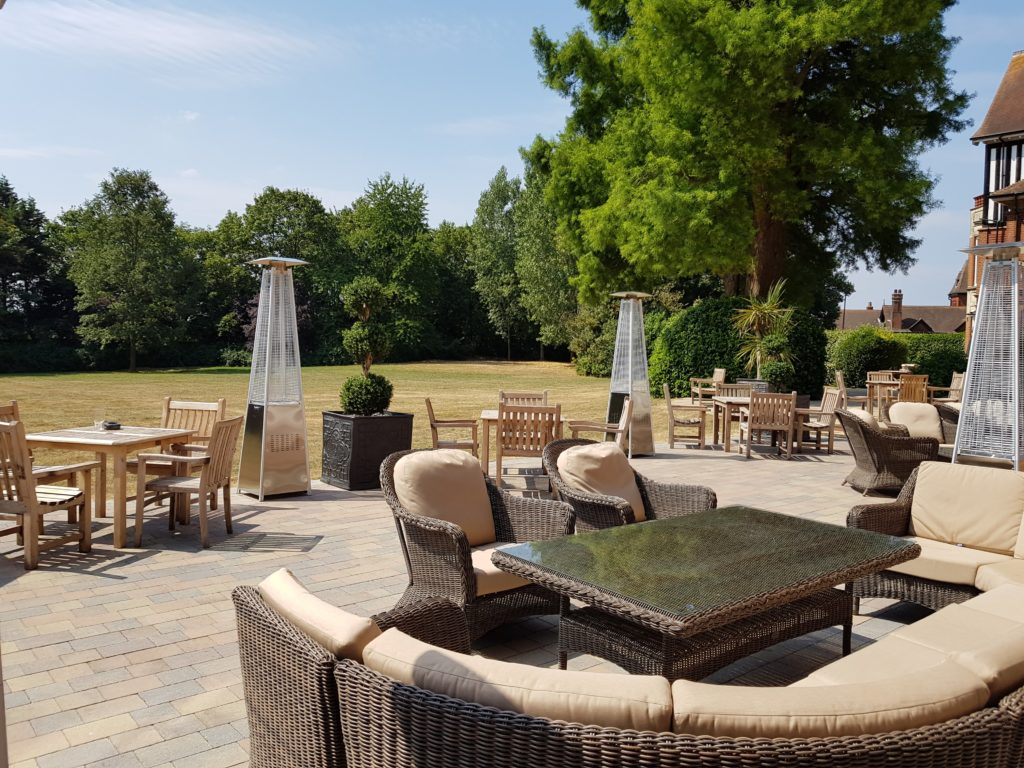 country house hotel experience