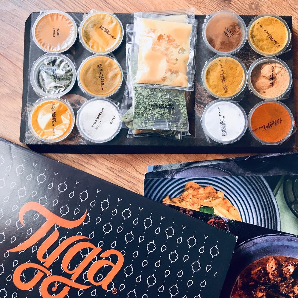 tyga curry