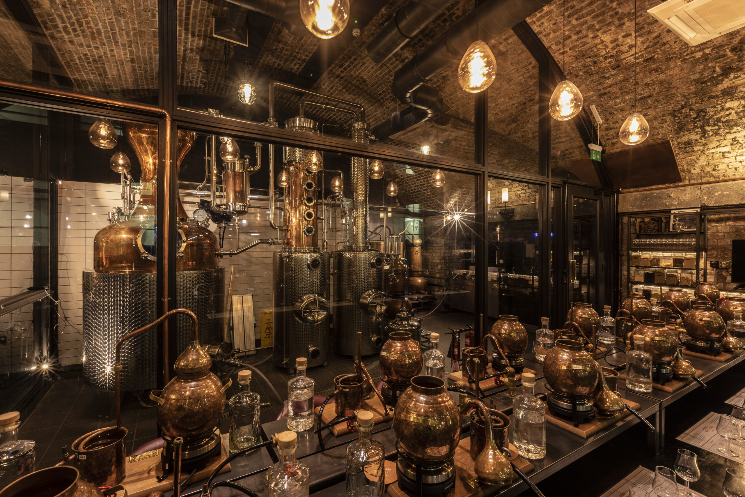 The Home of Manchester Gin Reopens