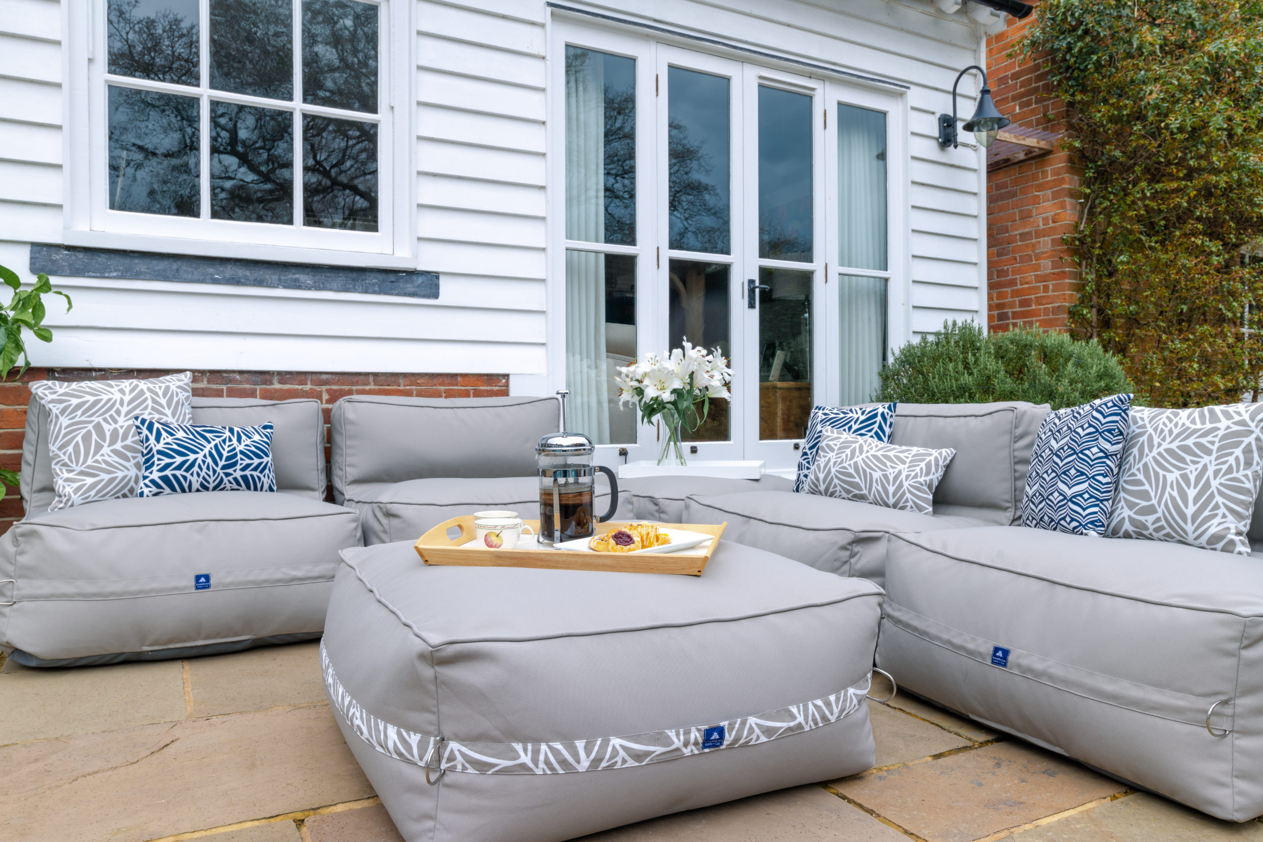 'MAGIC' fabric BBQ furniture