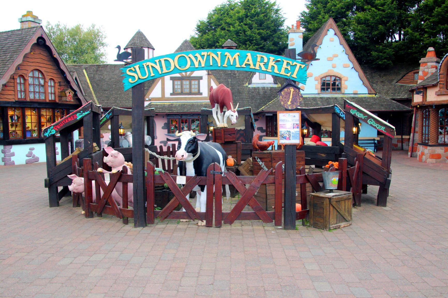 fairytale-themed park