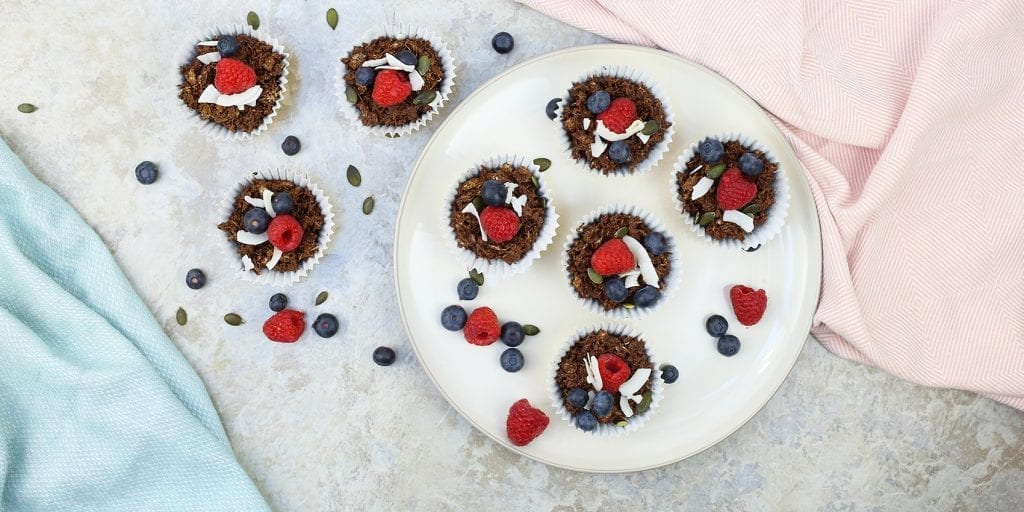 Cacao Muffins