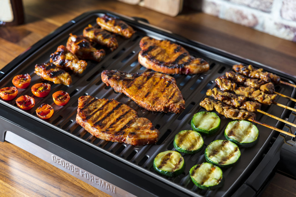 Sensational BBQ'ing without the mess