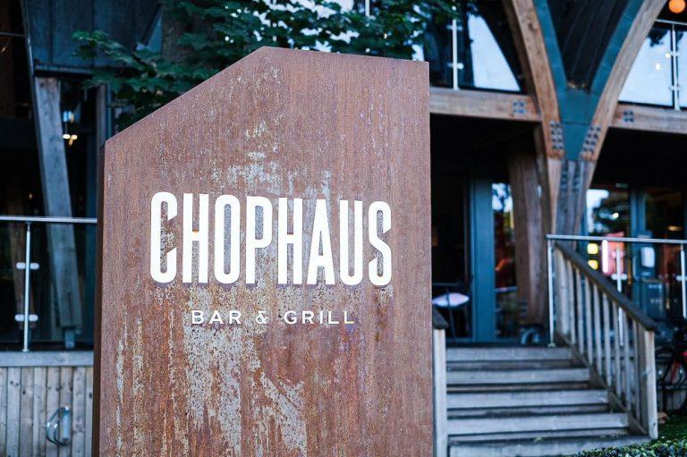 Chophaus Leeds summer 2020