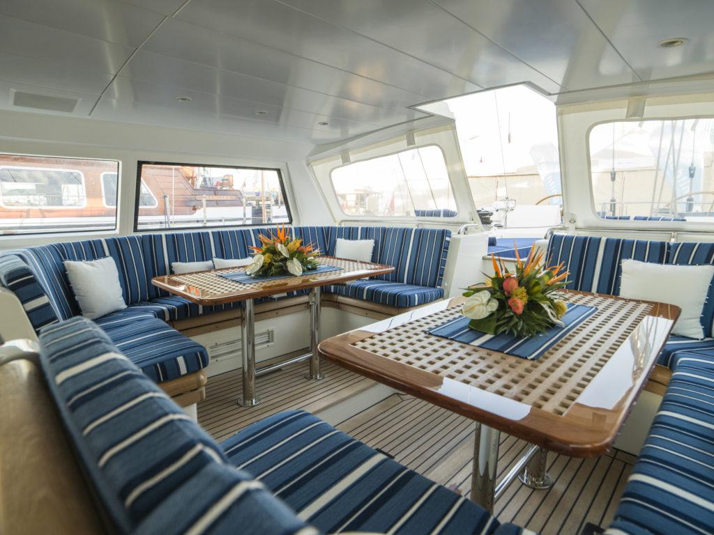 Luxury on the Sea