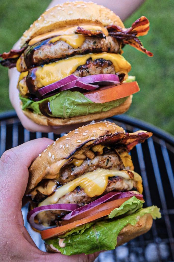 The Ultimate Burger recipe