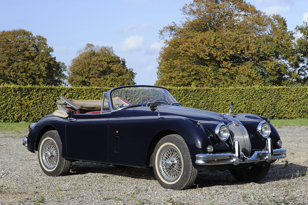 The top 8 classic cars