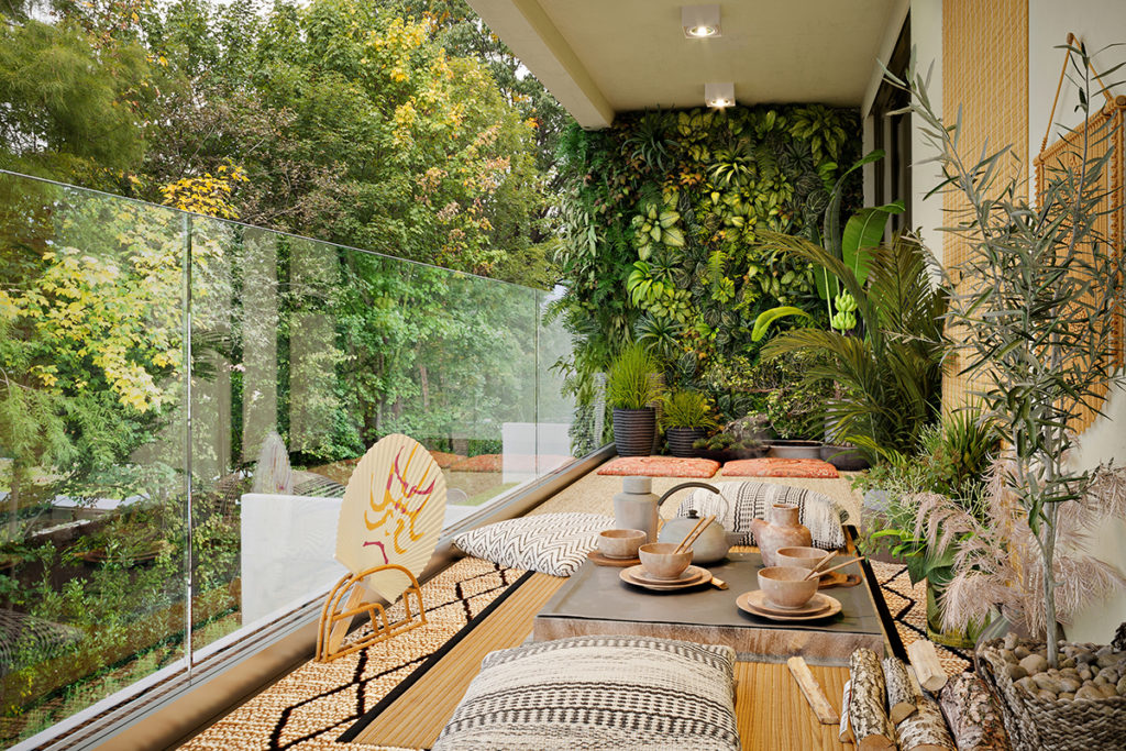 Incredible Balcony Transformations