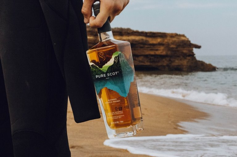 Pure Scot Whisky cocktails