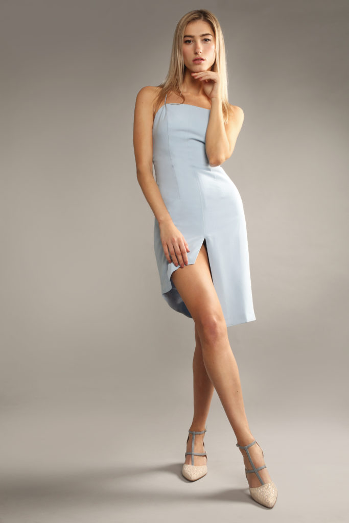 Tall women shouldn't wear heels?