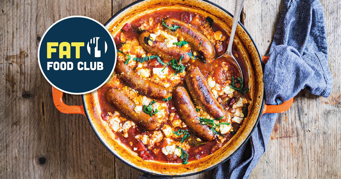 Sausage Bean Casserole