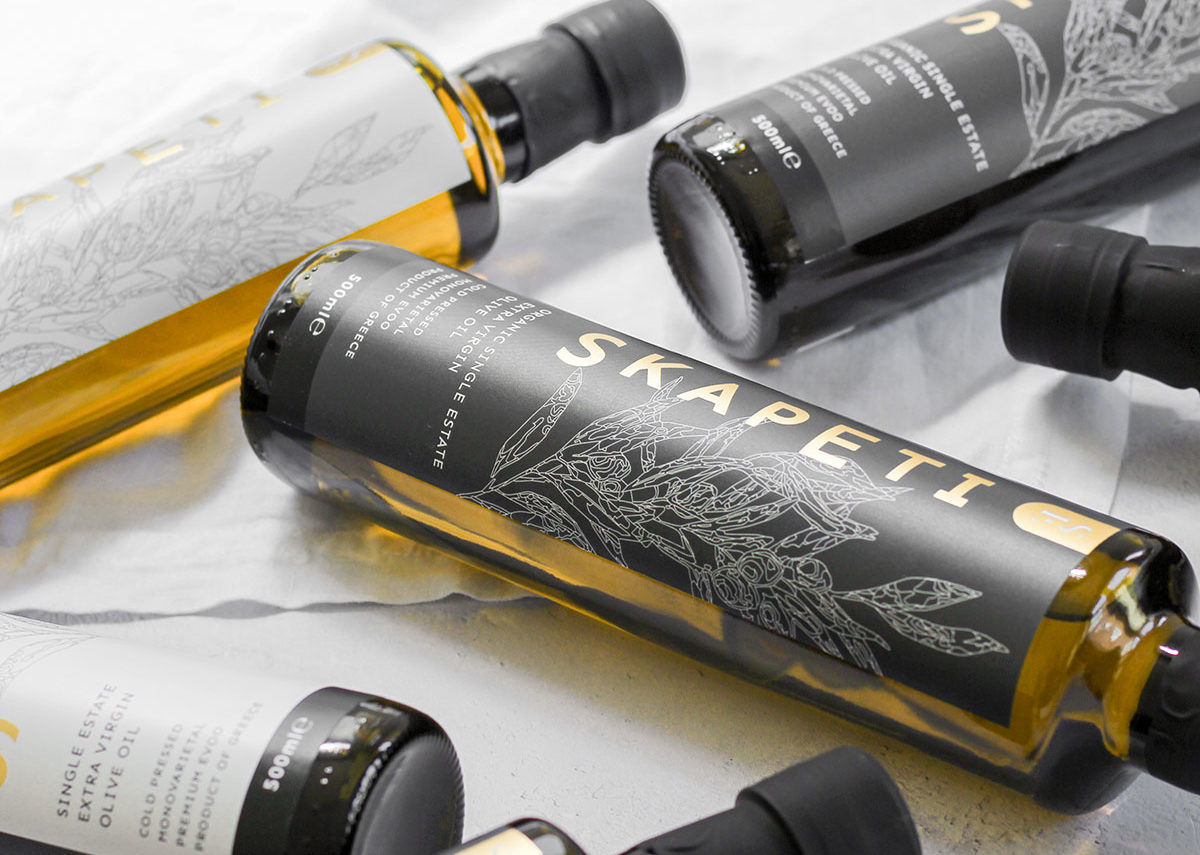 Skapeti Olive Oil