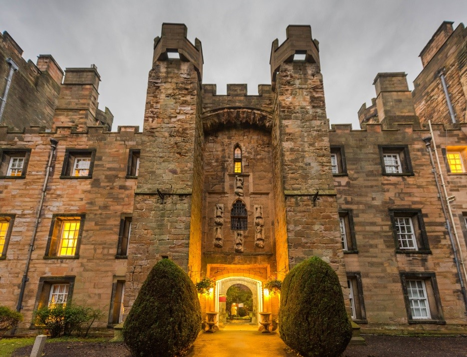 Lumley Castle review