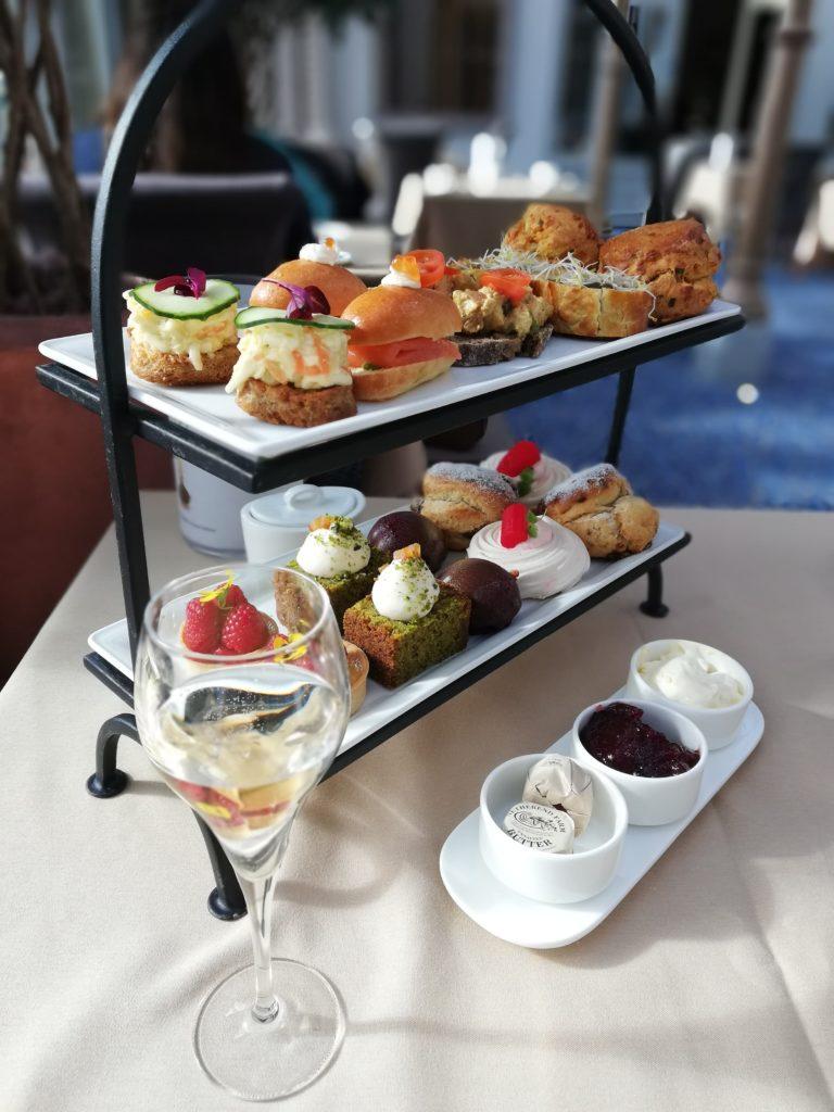 Afternoon Tea at Rockliffe Hall Hotel