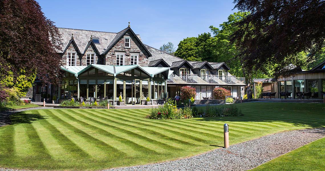 Rothay Garden Hotel Grasmere