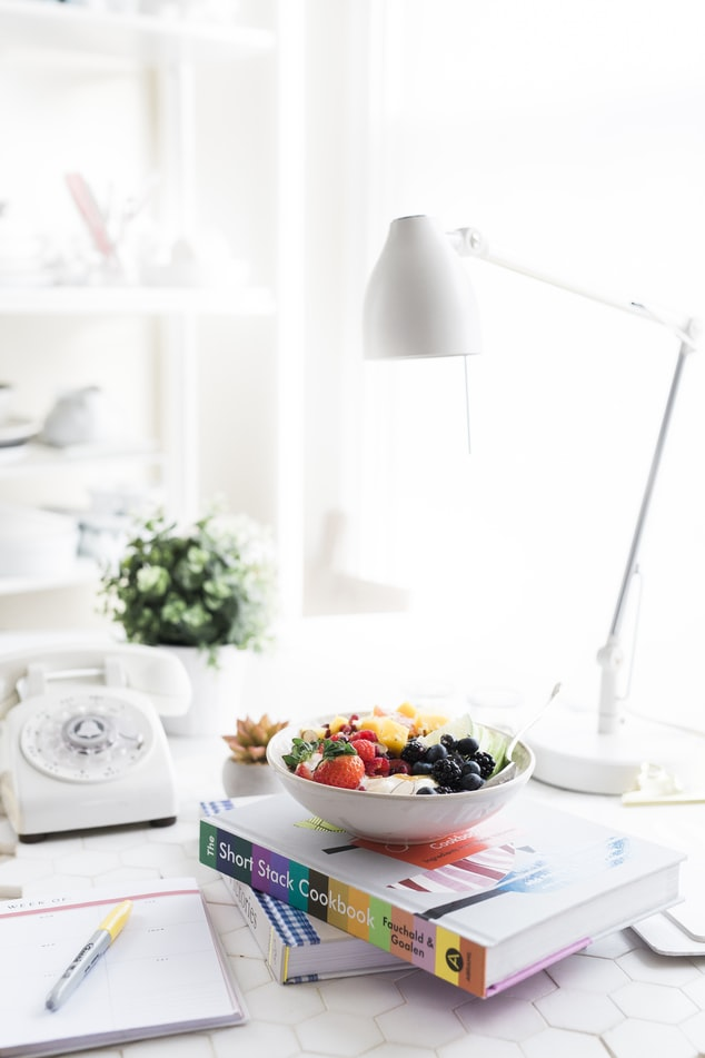 How healthy is your desk diet