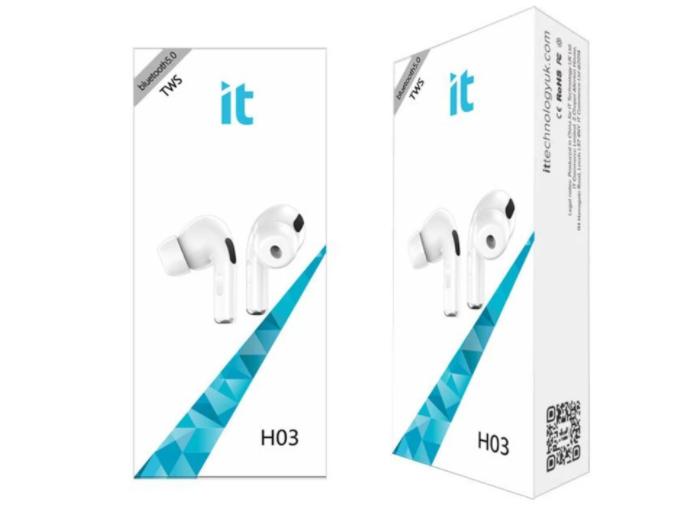 Premium earbuds - just £30