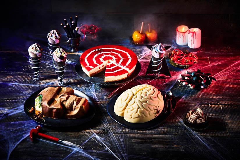 Iceland Halloween Desserts