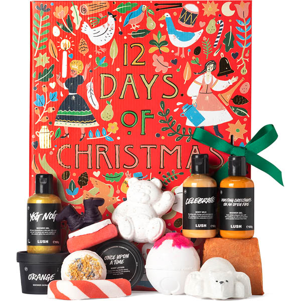 Lush 12-days of Christmas