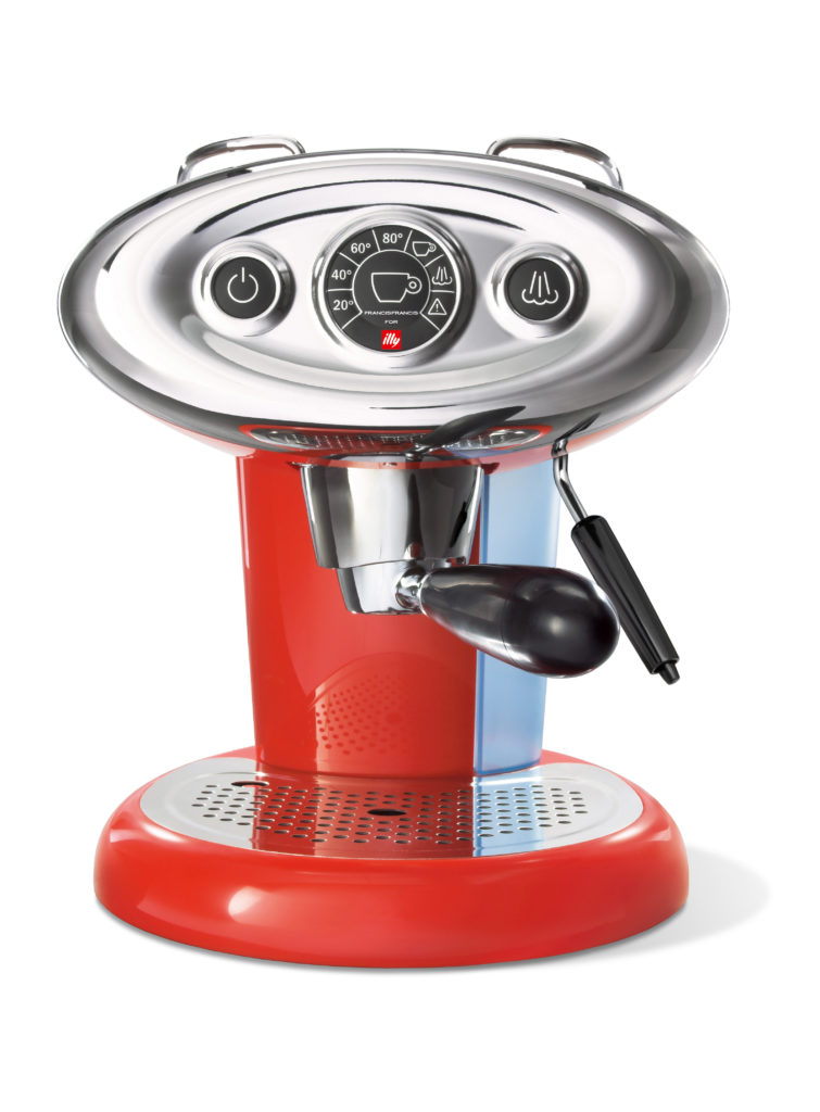 Illy Coffee Machine