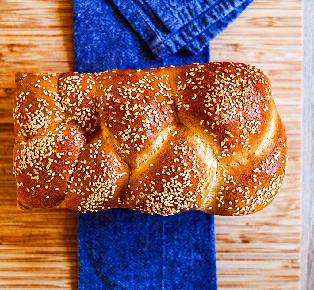 Deliciously easy white bread recipe