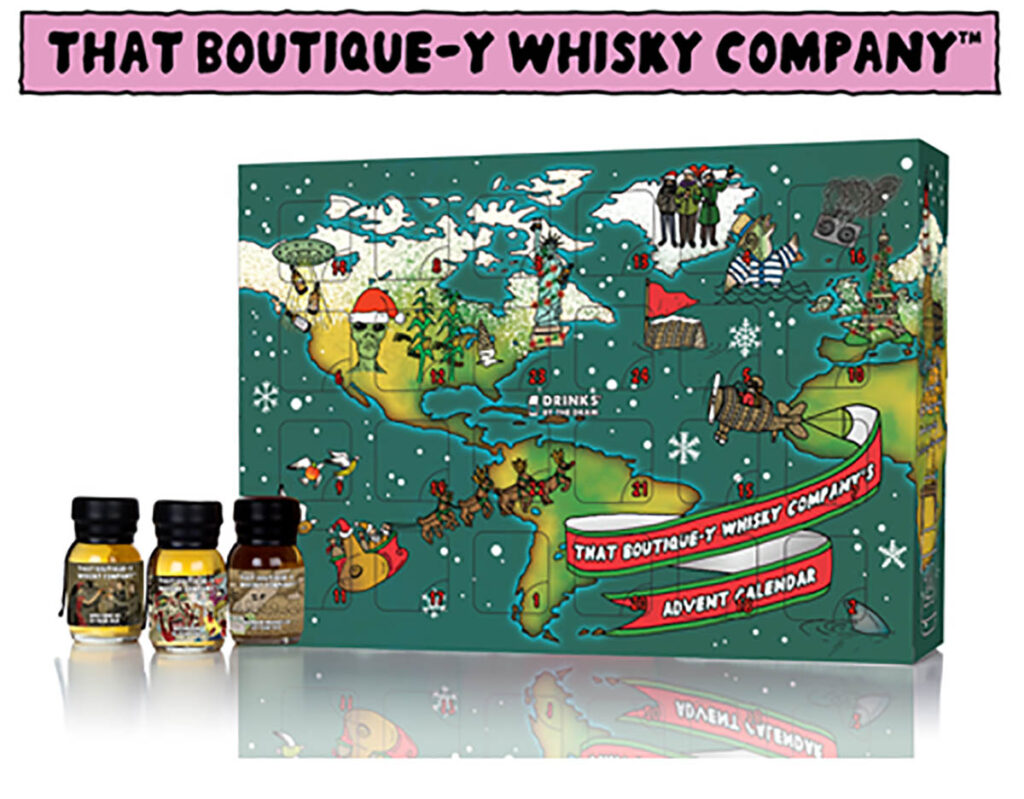 BOUTIQUE-Y WHISKEY