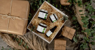luxury all-natural skincare Gift sets