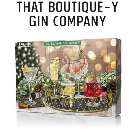 Boutique-y Gin