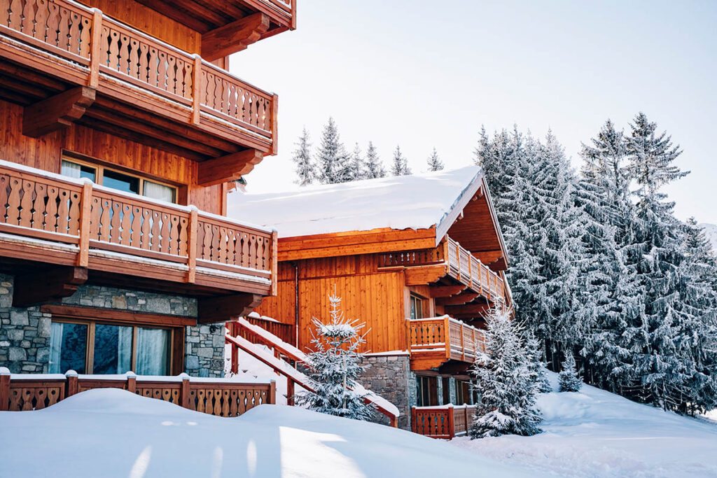 Ultimate Luxury and Exclusivity in the French Alps