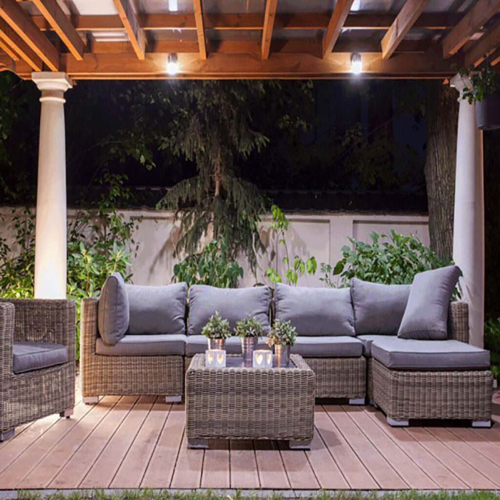 How Do You Create an Outdoor Living Space on a Budget