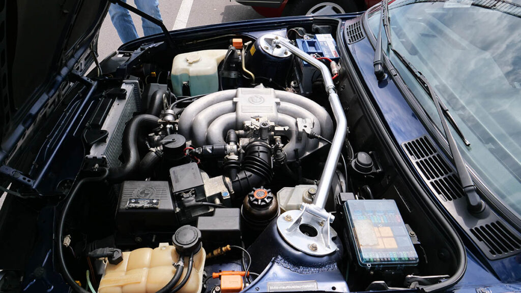Change car oil