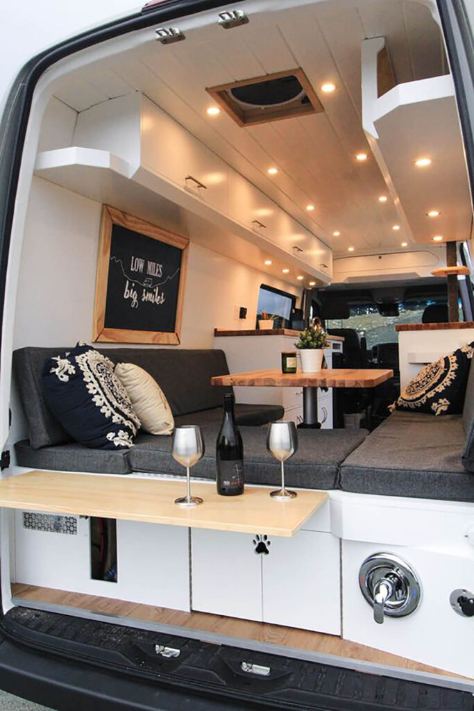 THE RISE OF 'GLAMPERVANNING'